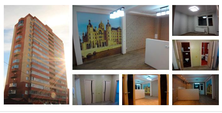 Ремонт однокомнатной квартиры Степная 6 (40,2 кв.м) фото